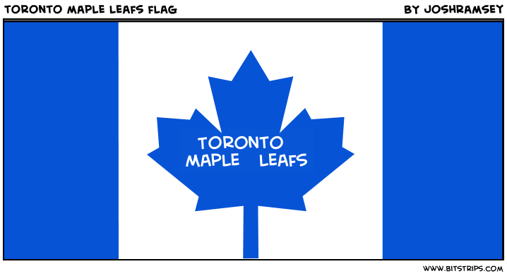 Canadian Flags Toronto Toronto Maple Leafs Flag