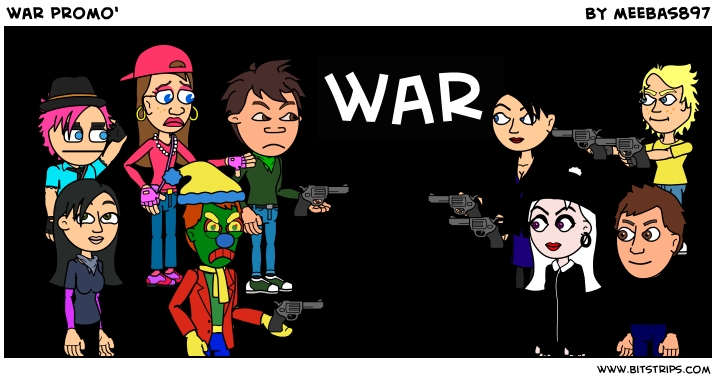 war promo'