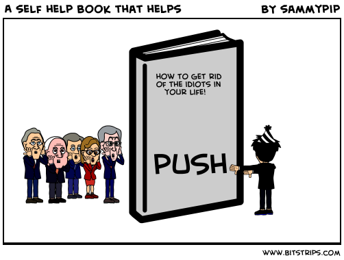 A self help book that helps