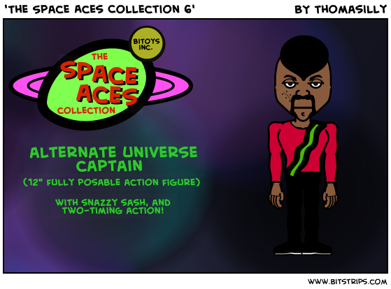 'The Space Aces Collection 6'