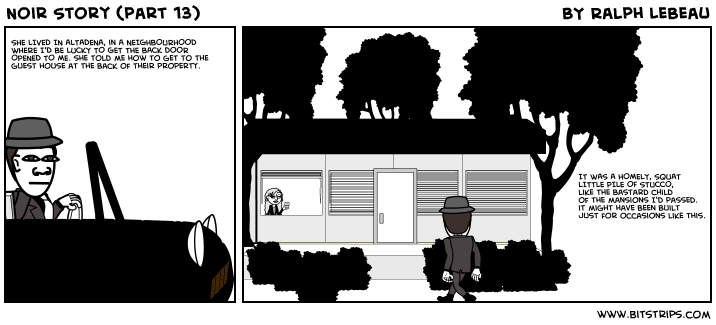 Noir Story (part 13)