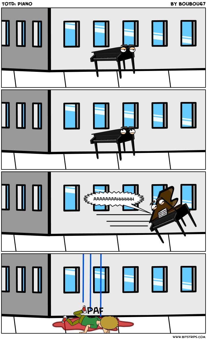 TotD: Piano