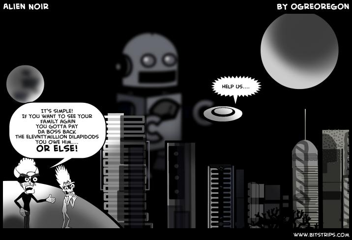 Alien Noir