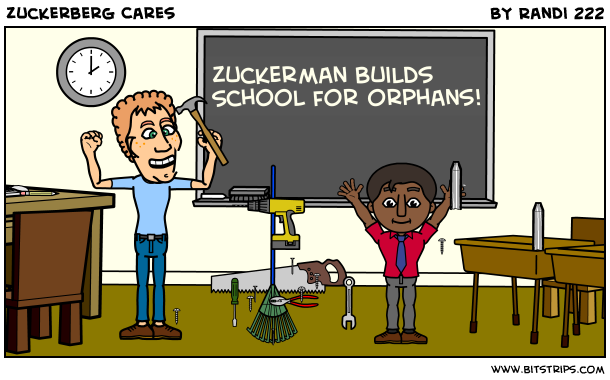 Zuckerberg Cares