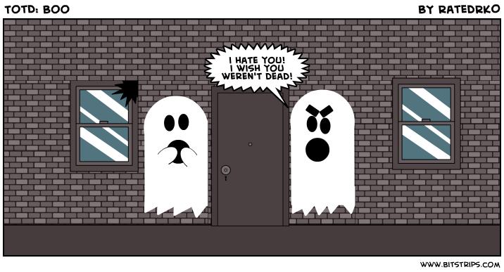 TotD: Boo
