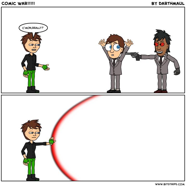 Comic War!!!!!