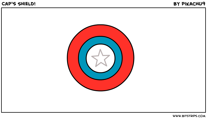 Cap's Shield!
