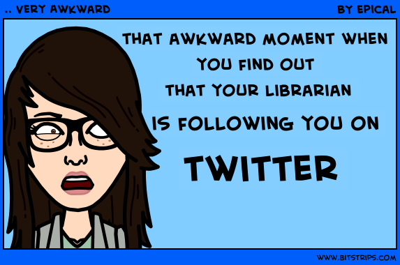 .. Very Awkward