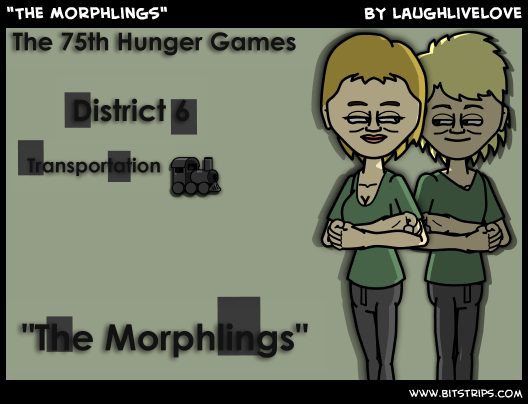 """The Morphlings"""