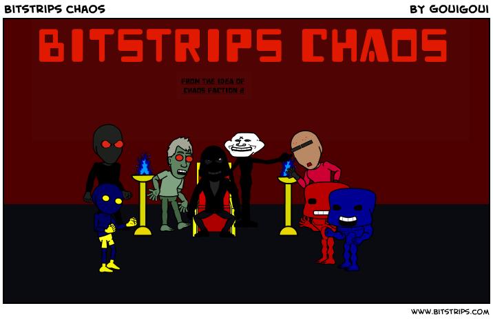 Bitstrips chaos