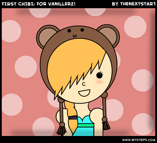 FIRST CHIBI: For Vanillerz!
