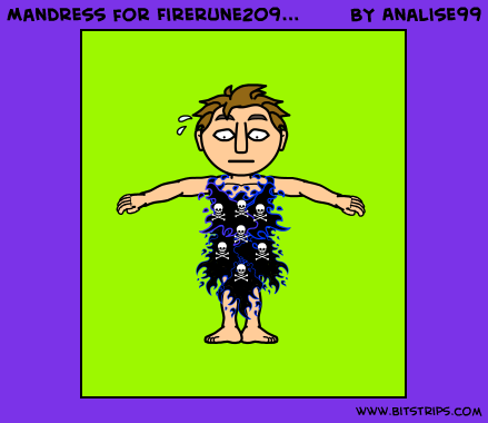 Mandress for Firerune209...