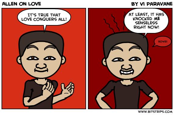 Allen on Love
