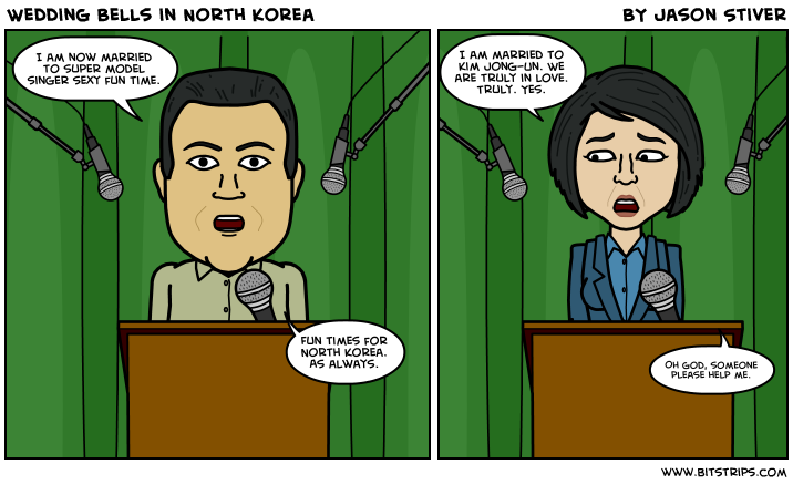 Wedding Bells in North Korea