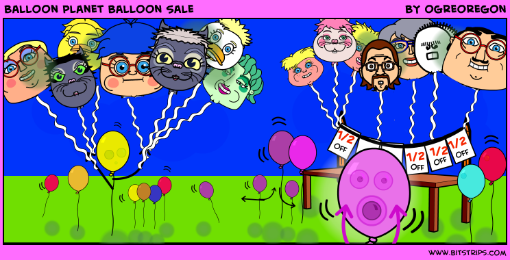 Balloon Planet Balloon Sale