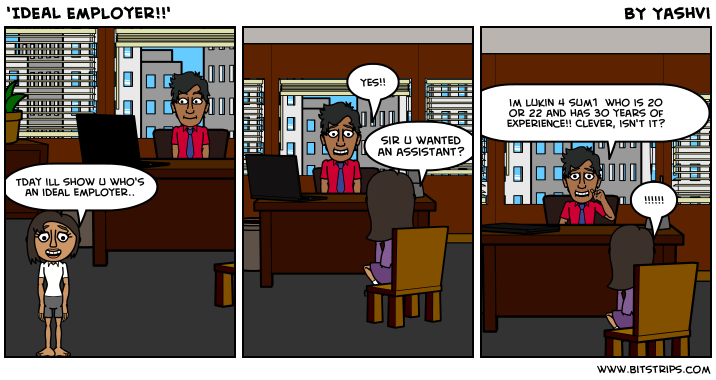 'IDEAL Employer!!'