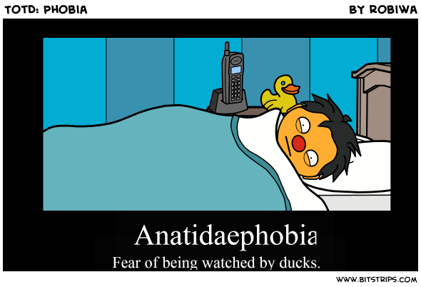 TotD: Phobia