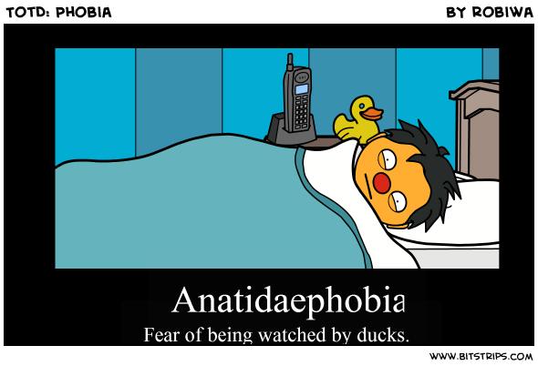 TotD: Phobia