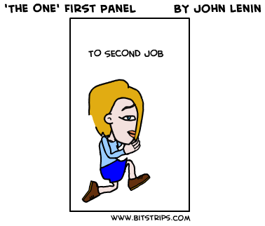 'The One' First Panel
