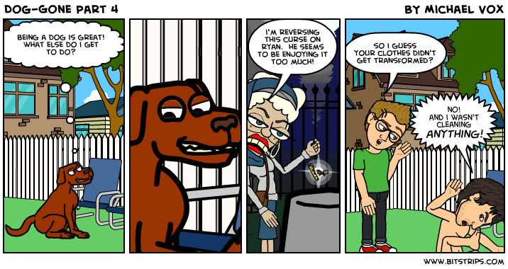 Dog-Gone Part 4