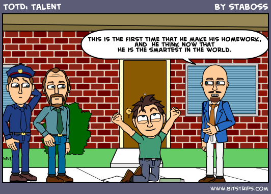 TotD: Talent