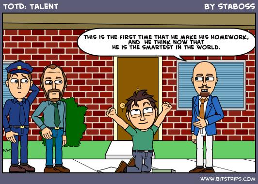 TotD: Talent