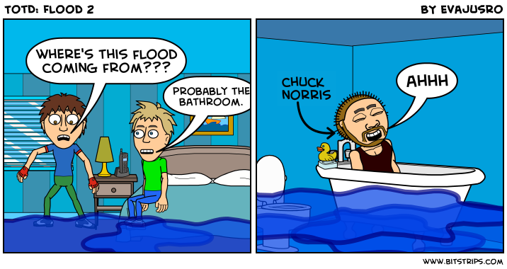 TotD: Flood 2