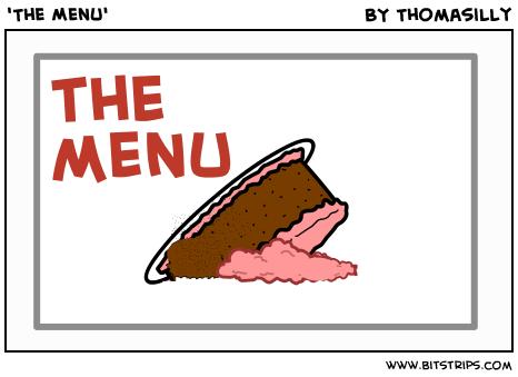 'The Menu'