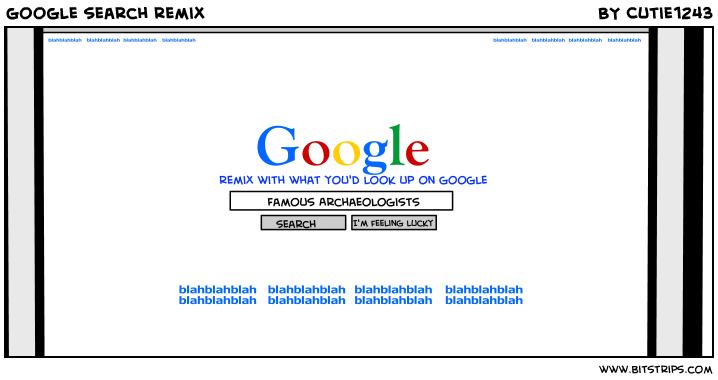 google search remix