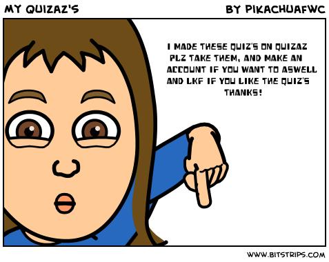 My Quizaz's