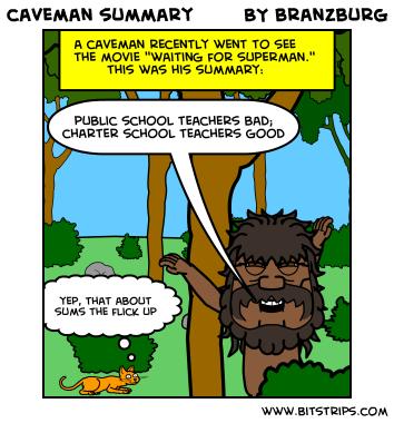 caveman summary