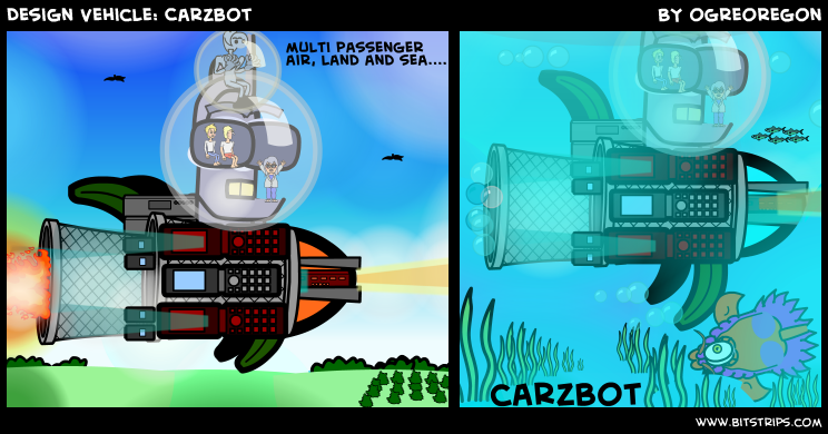 Design Vehicle: Carzbot