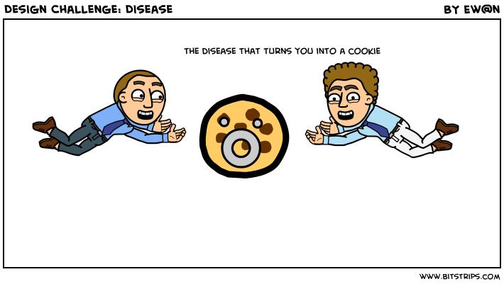 Design Challenge: Disease