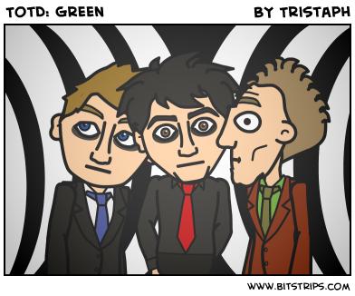 TotD: Green