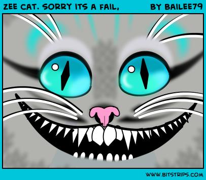 zee cat. sorry its a fail,