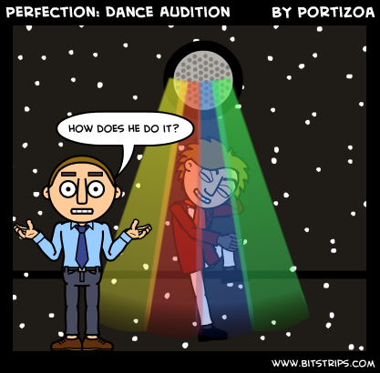 Perfection: Dance Audition
