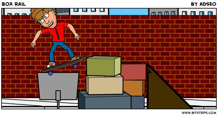 box rail