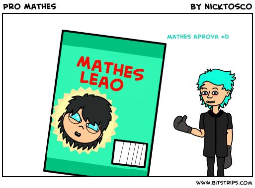 Pro Mathes