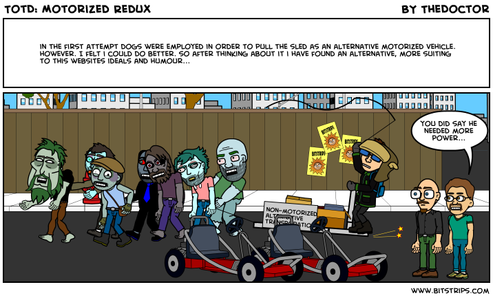 TotD: Motorized Redux
