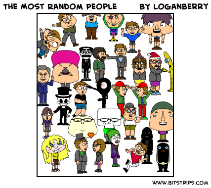 The Most Random People