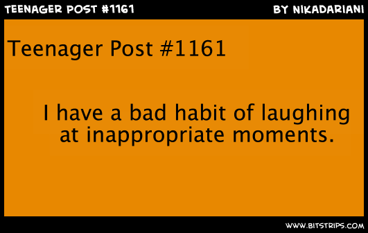 Teenager Post #1161