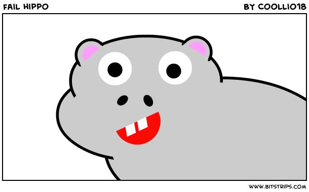 fail hippo