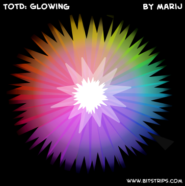 TotD: Glowing