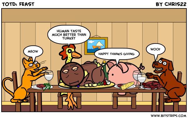 TotD: Feast
