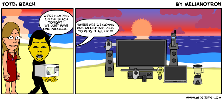 TotD: Beach