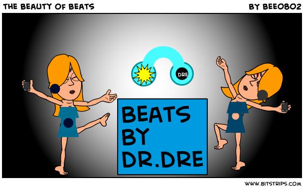 the beauty of beats
