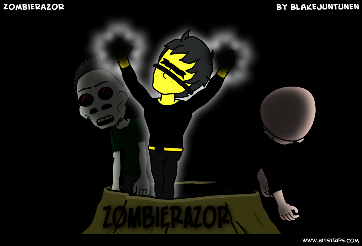 Zombierazor