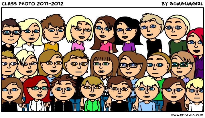 class photo 2011-2012