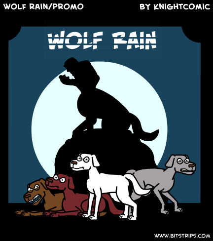 wolf rain/promo
