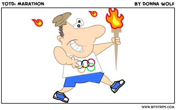 TotD: Marathon